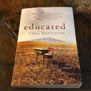 Educated by Tara west over